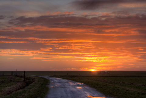 http://www.dreamstime.com/stock-photography-countryroad-sunrise-image28413802