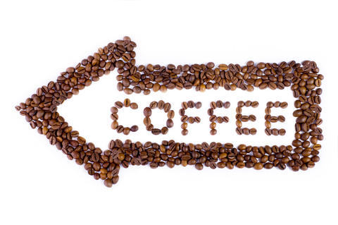 http://www.dreamstime.com/stock-image-arrow-coffee-beans-image23558241