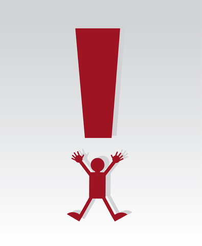 http://www.dreamstime.com/royalty-free-stock-image-red-exclamation-mark-figure-jumping-image29901686