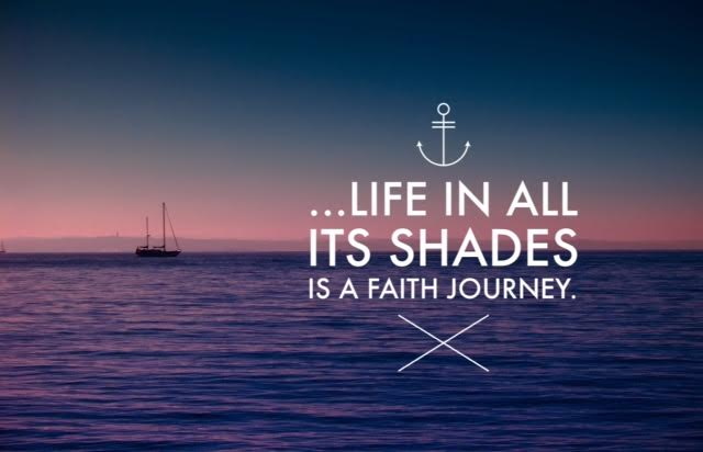 Life faith journey